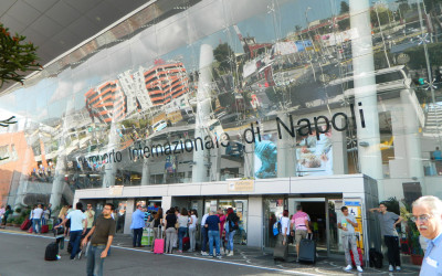 Lotnisko w Neapolu