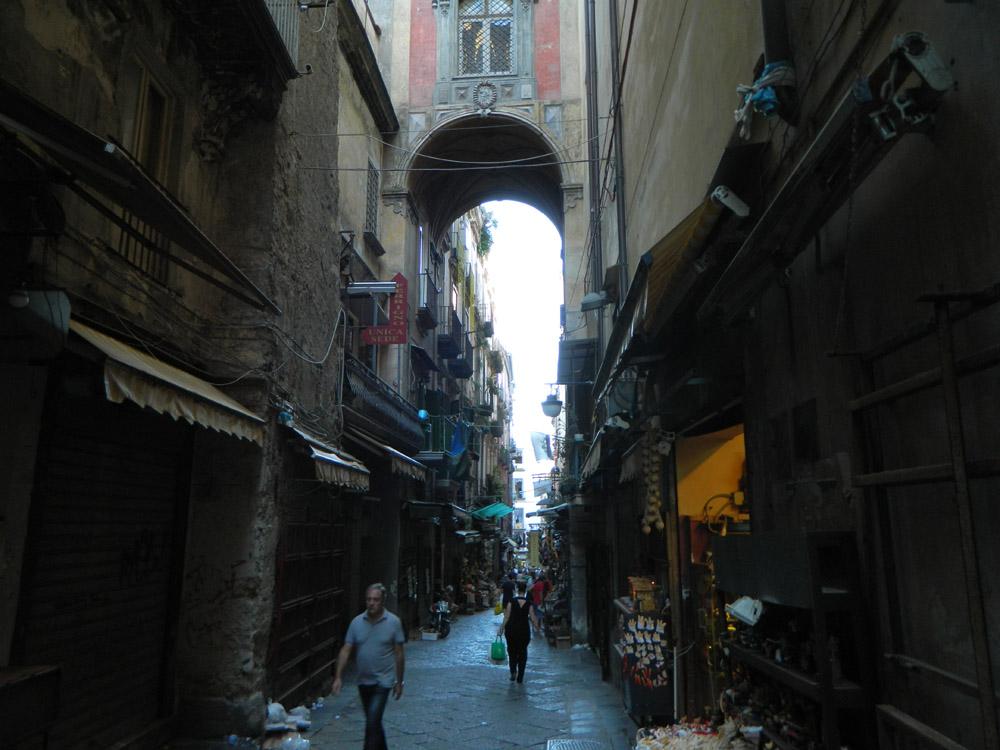 Neapol - stare miasto