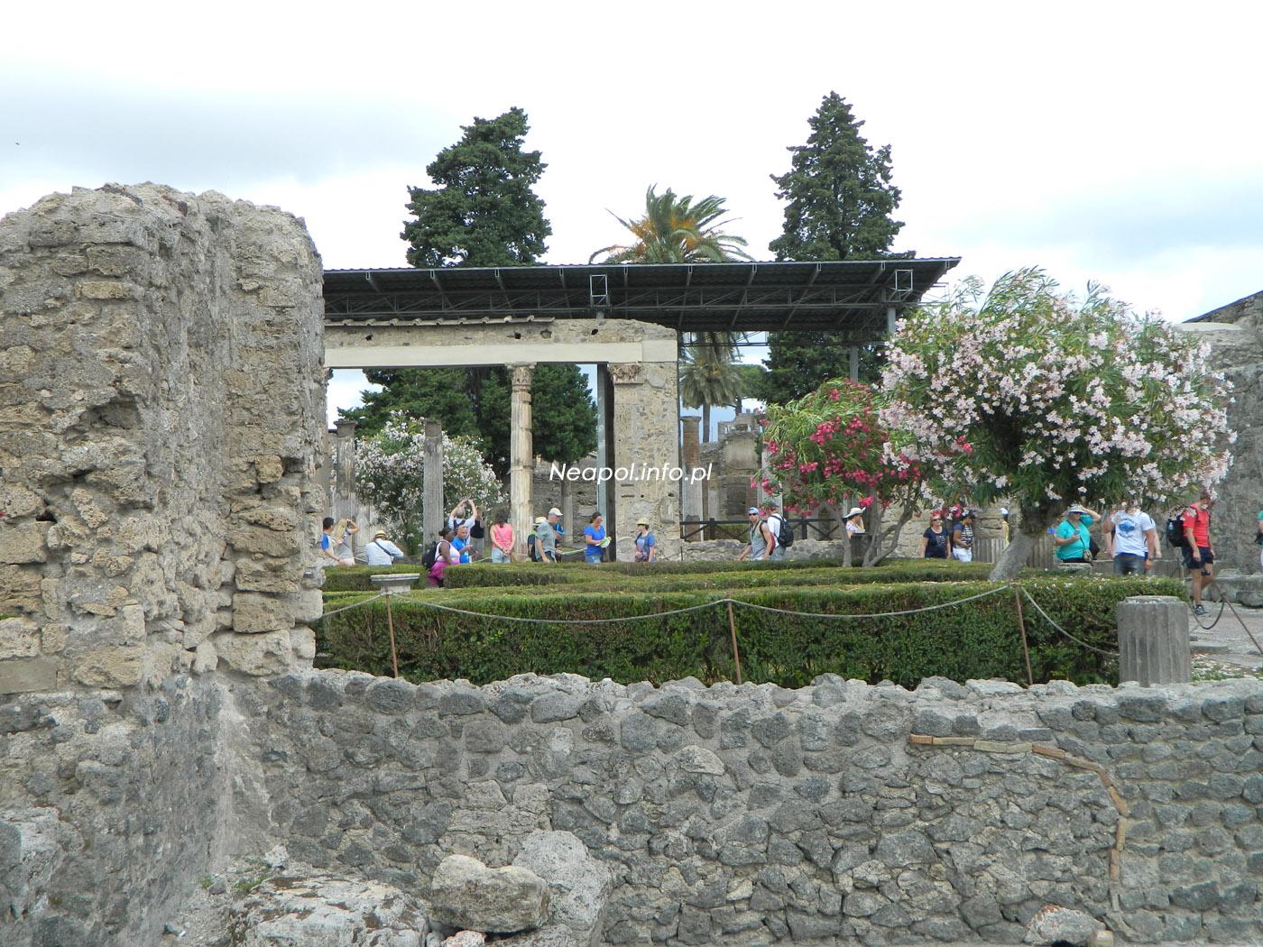 Pompeje - Dom Fauna