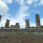 Pompeje - Świątynia Jupitera