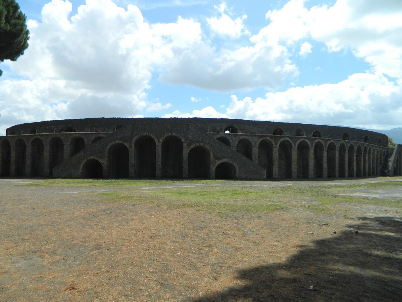 Pompeje - amfiteatr