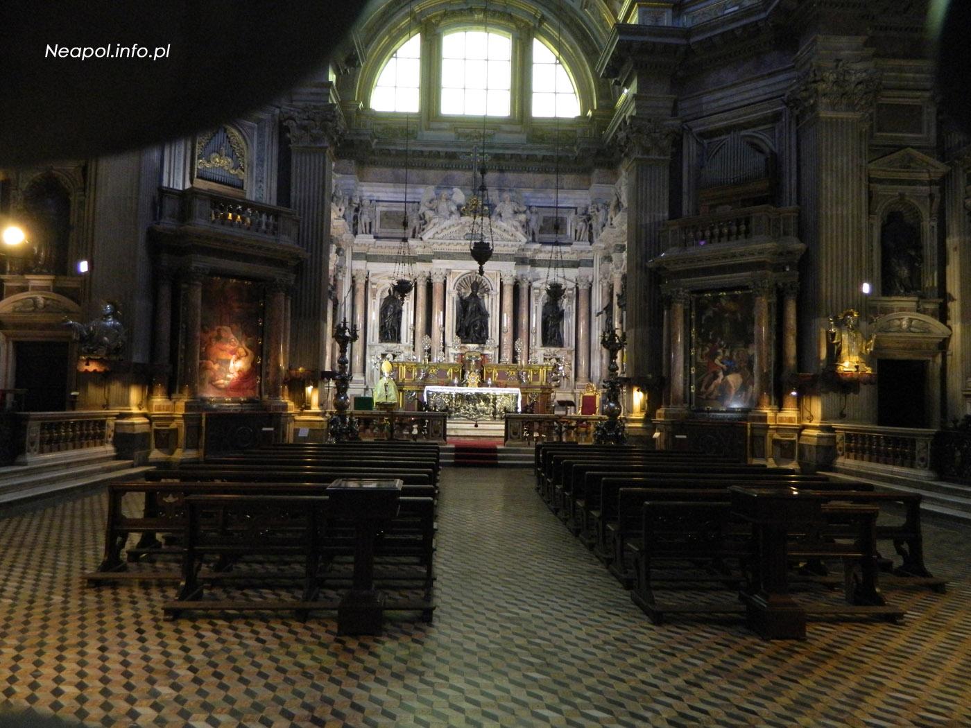 Duomo - Katedra w Neapolu