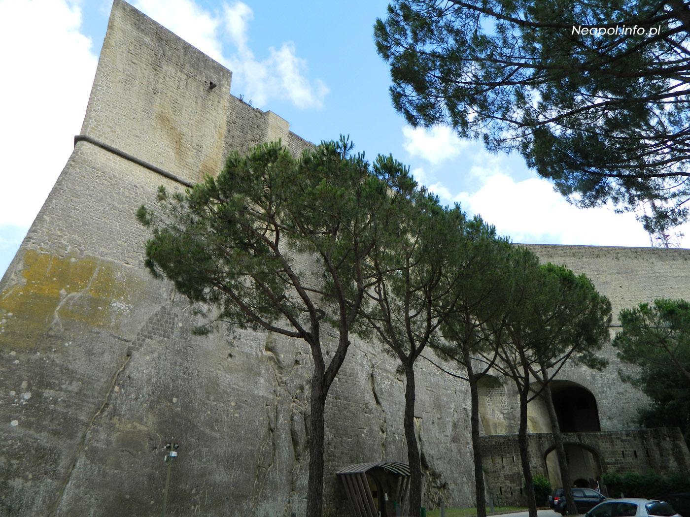 Zamek Sant Elmo