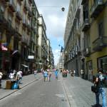 Via Toledo - Neapol