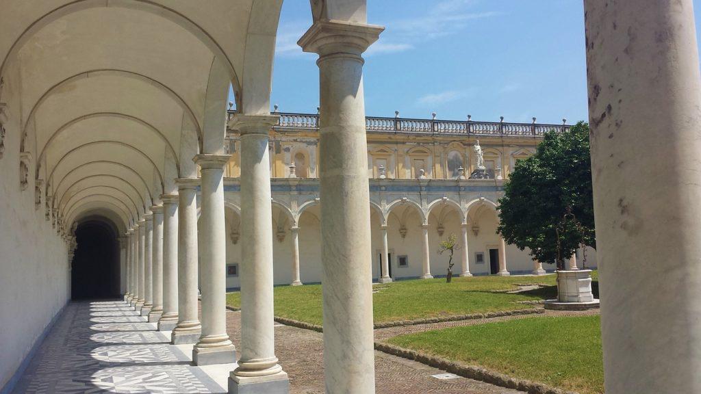 Klasztor di San Martino